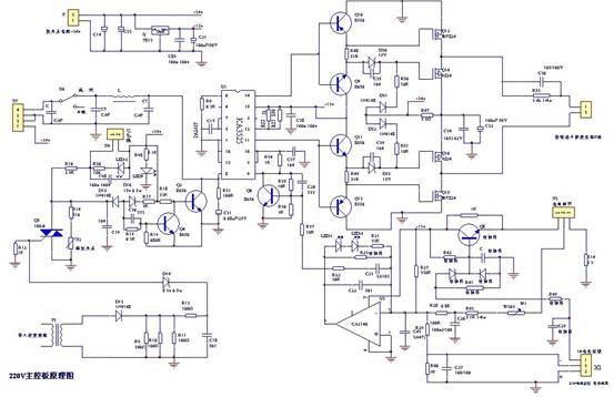 ka3525应用电路图